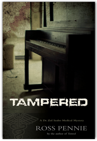 Tampered by Ross Pennie (Cover)